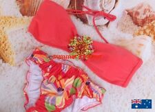Women's Bikini Set Push-up Padded Bra sexy Swimsuit Bathing Suit Swimwear
