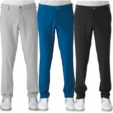 Adidas Golf 2016 Ultimate Tapered-Fit Pants Water-Resistant Mens Golf Trousers