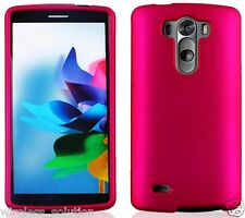 ROSE PINK Snap-On Case Hard Cover for LG Optimus G3 G 3