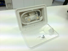 White External Auxiliary Shower for Caravans and Motorhomes THIS MONTH ONLY