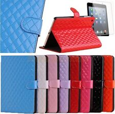 Luxury Glossy PU Leather Stand Case Cover For New Apple iPad Mini 3, 2, 1 Retina