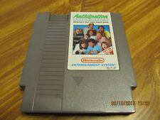 Anticipation CLEANED TESTED WORKING Cart Only  Nintendo NES RARE
