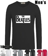 The CLASSIC BEATLES Graphic Sleeves Men's Boy's Cotton T Shirt