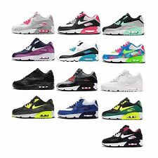 Nike Air Max 90 GS Youth Boys Girls Running Shoes NSW Sneakers Pick 1