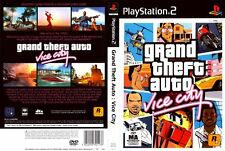 Grand Theft Auto Vice City Playstation 2 PS2  Retro