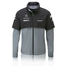 McLaren Mercedes 2014 Men's Team Waterproof Jacket