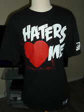 T-SHIRT CATCH WWE THE MIZ HATERS ME TAILLE : TOUTE / ALL SIZE HOMME/MEN/ENFANT