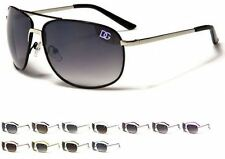 DG WOMEN LADIES MEN GENTS DESIGNER AVIATOR METAL UV400 SUNGLASSES DG805 NEW