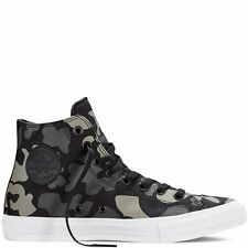 CONVERSE Chuck Taylor All Star II Reflective Camo 100% Authentic New 151157C A+