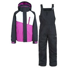 Trespass Crawley Kids Ski Suit Set