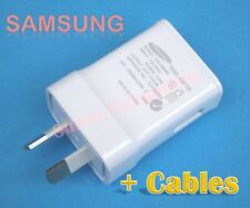 Original Genuine Samsung Wall Charger 5.3V Adapter for Galaxy Note3 Note4 +Cable