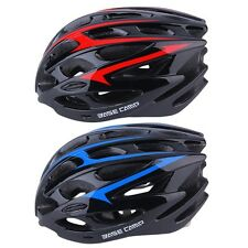 Camp Mountain Bike Helmet Holes Cycle Cycling Bicycle Road Cover Large BC-006 BE