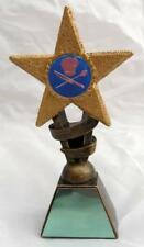 """CHEF COOKING Star Trophy FREE ENGRAVING 5.5"""" or 6.75"""" Cook Bake Off Award New"""