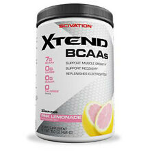 SCIVATION - XTEND 30 SERVINGS - 12 FLAVORS -BCAA SUPPORT MUSCLE GROWTH -RECOVERY