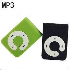 HOT Mini Clip USB MP3 Player Support upto 16GB Micro SD TF Card Music Media