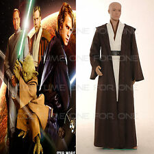 5 pcs Hot Fashion Star Wars Obi-Wan Kenobi Jedi Costume Cosplay Special Offer