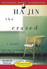 NEW SEALED The Crazed by Ha Jin Cassette Unabridged Audiobook Book on Tape 2002