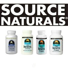 Source Naturals INOSITOL all sizes - select option