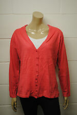 Womens Lady Collection Cardigan Long Sleeve Pink Size 14 to 24 Ladies WC294