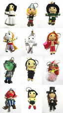 Voodoo String Doll Charter Movie Keychain Ornament Accessory Gift  Set# 14