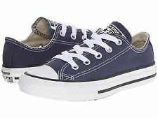 Converse All Star Chuck Taylor OX 3J237 Navy Classic Canvas Kids Youth Shoes