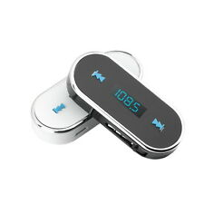 3.5mm Car Wireless FM Radio Transmitter For iPhone 5S 4S iPod Samsung S4 2015 BE
