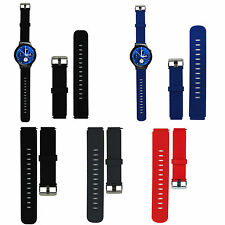 20MM Sports Silicone Watch Band Strap Buckle for Huawei Smart Watch Wristband GY