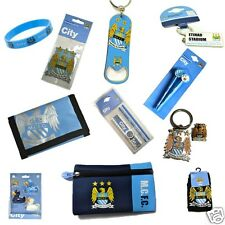 Manchester City Footbal Club Official Crest Licensed Merchandise FC