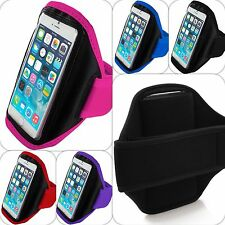 Arm Band Armband Strap Sport Gym Cycle Jogging Running Pouch Htc One Htc Desire