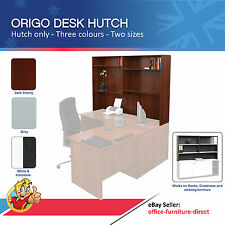 Desk Hutch, Credenza Storage, Desk Storage, Office Hutch, Corner Desk, Origo