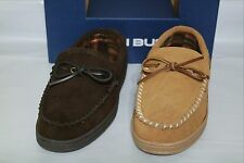 "NUNN BUSH MOCASSIN INDOOR/OUTDOOR MEN'S SLIPPERS ""EDDIE"", 016 1009, NIB"