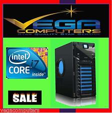 INTEL QUAD Core i7-6700K - 4.2 GHz GAMING DESKTOP, 750W, Nvidia GTX750, 16GB Ram