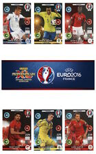 Adrenalyn XL UEFA Euro 2016 Trading Cards. Individual Team Mate Cards 354-453