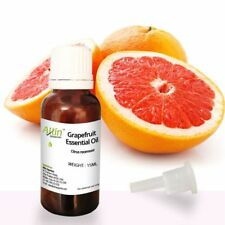 GRAPEFRUIT ESSENTIAL OIL - UNDILUTED - 100% PURE NATURAL OIL 12 ML TO 125 ML