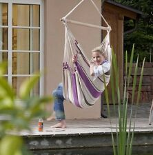 La Siesta Modesta Organic Cotton Currambera Hammock Chair Swing Single Double