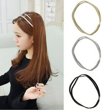 Fashion Elastic Headband Head Piece Hair Band Jewelry Women Girl Lady Hairband *