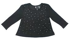 New! Miss Understood Embellished Crop Swing Top Big Girls Youth Small (7)