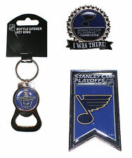 St. Louis Blues 2016 NHL Hockey Stanley Cup Playoffs Limited Ed Collectibles