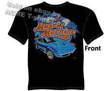 Corvette T Shirts Chevy Shirt Corvette Apparel 1968 1969 Stingray Chevrolet Tee
