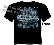 Hot Rod Shirt 32 Ford T Shirts 1932 Roadster Street Rod Tee Sz M L XL 2XL 3XL