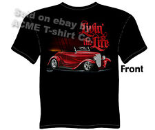 Hot Rod T Shirts Ford Shirt Street Rod Shirts Vintage Car Shirts 1932 Roadster