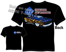 1949 1950 1951 Ford Tee 49 50 51 Custom Car Tshirt Leadsled Sz 3XL