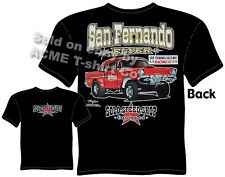Chevy Shirt Chevrolet Clothing 1957 57 Gasser Vintage Drag Racing Speed Shop Tee