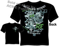 Ratfink T Shirts Big Daddy Clothing Ed Roth T Shirts Mothers Worry Collage Tee
