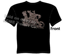 Tattoo T Shirt Murdercycle Kustom Kulture Apparel Chopper Tee Sz M L XL 2XL 3XL