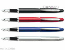 Sheaffer VFM Fountain Pen Nickel Plate Trim - Personalised ENGRAVED Gift