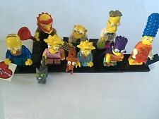 SIMPSONS LEGO MINI FIGURINES SET SERIES 2 CHARACTER BART LISA HOMER MARGEE