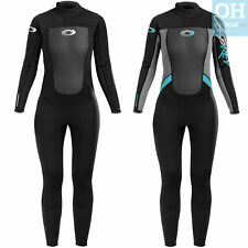 Osprey Origin Womens 5mm Winter Wetsuit Full Length Ladies Neoprene Steamer