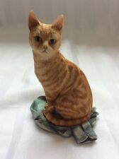Border Fine Arts Ginger Cat Sitting