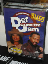 Def Comedy Jam: More All Stars - Volume 5 (DVD) Queen Latifah, Martin Lawrence,